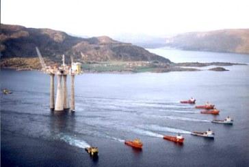 طراحی ، ساخت و نصب سکوهای نفتی