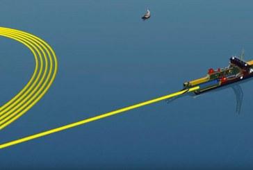 لولهگذاری دریایی به روش دایرهای- O-Lay Method