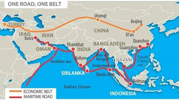 راهاندازی خط کشتیرانی جدید چین به سمت ایران 3225 735