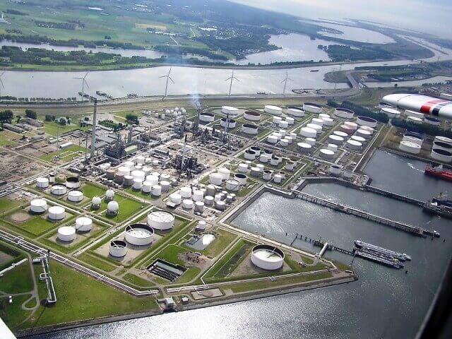 offshore001 بندر رتردام بندر رتردام؛ دروازه نفتی اروپا offshore001