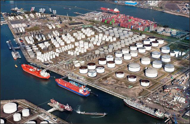 offshore002 بندر رتردام بندر رتردام؛ دروازه نفتی اروپا offshore002