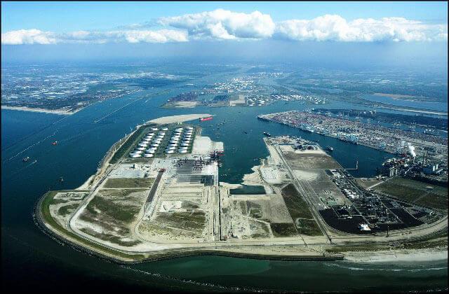 offshore005 بندر رتردام بندر رتردام؛ دروازه نفتی اروپا offshore005