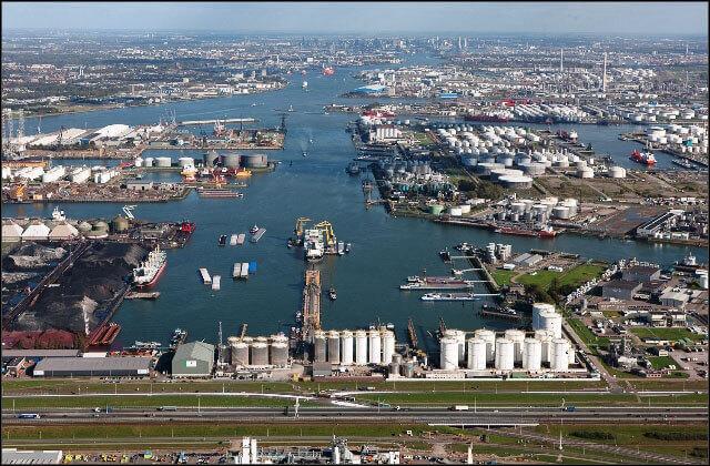 offshore006 بندر رتردام بندر رتردام؛ دروازه نفتی اروپا offshore006