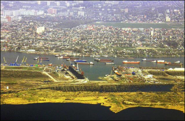 offshore009 بندر رتردام بندر رتردام؛ دروازه نفتی اروپا offshore009