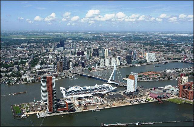 offshore013 بندر رتردام بندر رتردام؛ دروازه نفتی اروپا offshore013