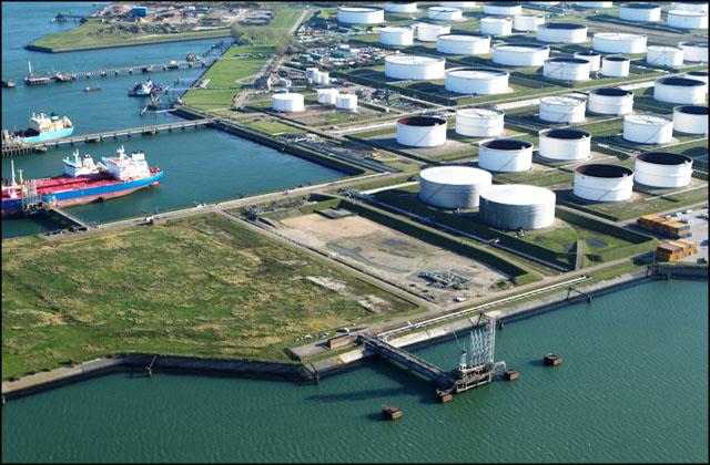 offshore05 بندر رتردام بندر رتردام؛ دروازه نفتی اروپا offshore05
