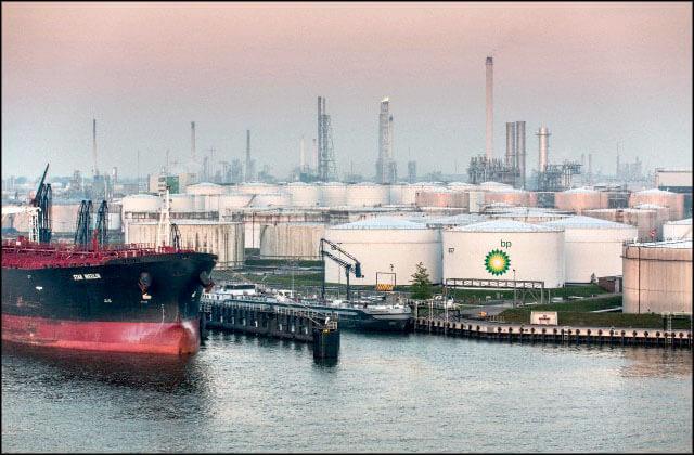 offshore06 (1) بندر رتردام بندر رتردام؛ دروازه نفتی اروپا offshore06 1