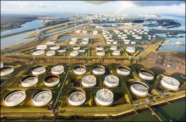 offshore07 بندر رتردام بندر رتردام؛ دروازه نفتی اروپا offshore07