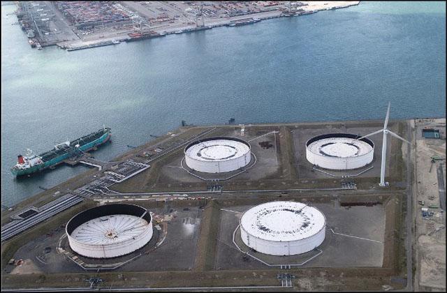 offshore09 بندر رتردام بندر رتردام؛ دروازه نفتی اروپا offshore09