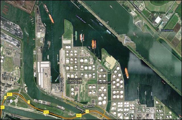 offshore11 بندر رتردام بندر رتردام؛ دروازه نفتی اروپا offshore11
