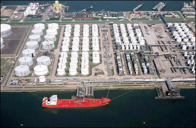 offshore12 بندر رتردام بندر رتردام؛ دروازه نفتی اروپا offshore12