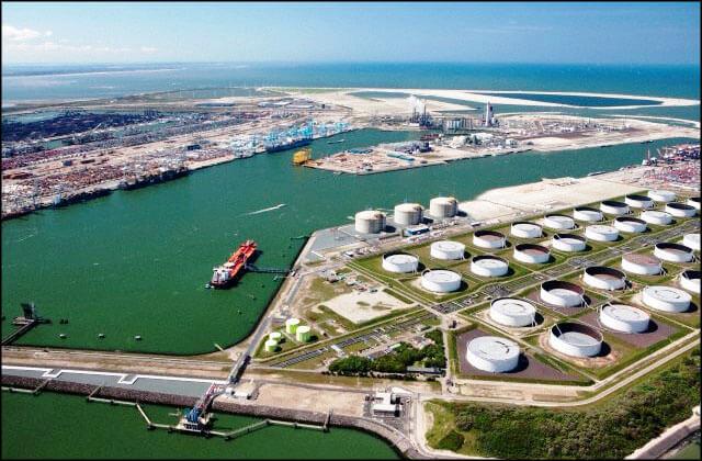 offshore13 بندر رتردام بندر رتردام؛ دروازه نفتی اروپا offshore13