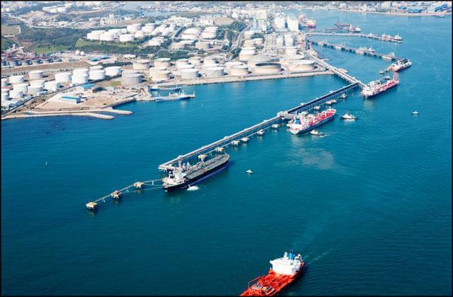 offshore15 بندر رتردام بندر رتردام؛ دروازه نفتی اروپا offshore15