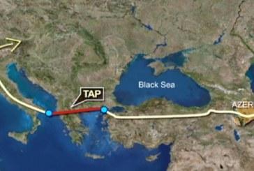 قرارداد ساخت خط لوله گاز آذربایجان به اروپا به امضا رسید