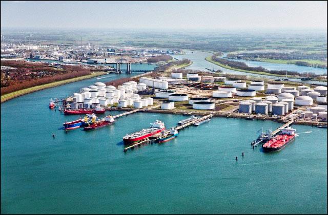 offshore236 بندر رتردام بندر رتردام؛ دروازه نفتی اروپا offshore236