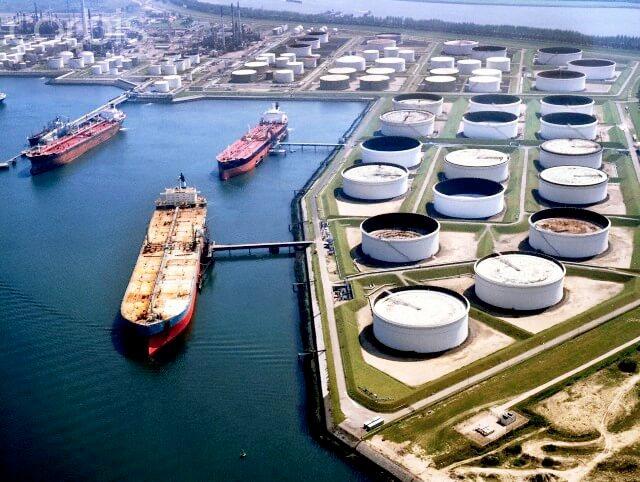 offshore237 بندر رتردام بندر رتردام؛ دروازه نفتی اروپا offshore237