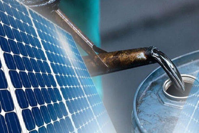تلاش کویت برای کاربرد انرژی خورشیدی در تولید نفت خام offshore284 765x510