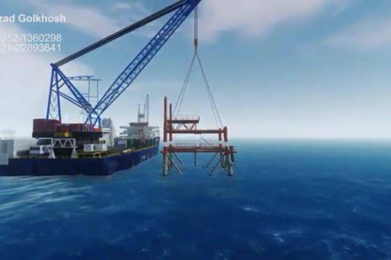 نصب جکت انیمیشن نصب جاکت – قسمت دوم offshore292 765x510