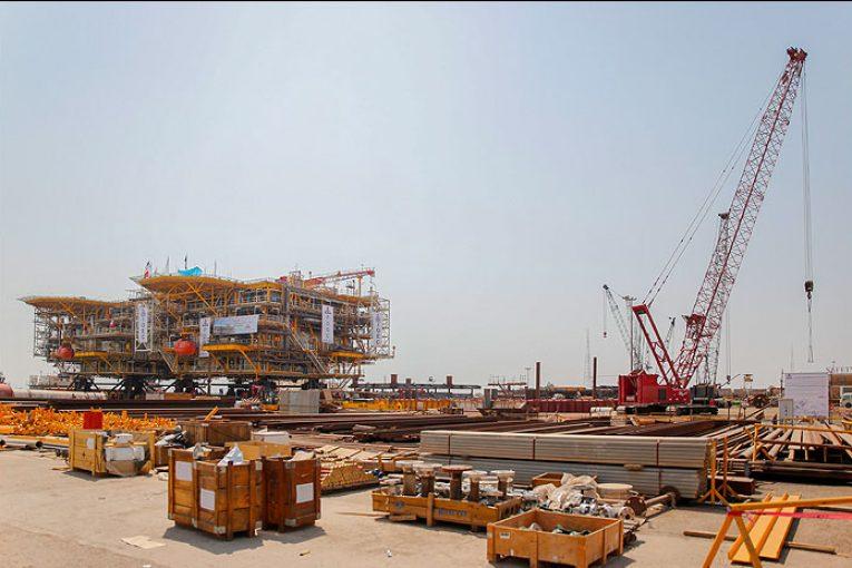 زیرساخت های انرژی توسعه زیرساختهای انرژی؛ اولویت نخست ایران offshore003 1 765x510