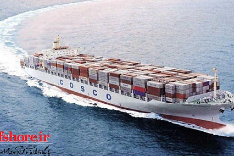 شرکت کشتیرانی کاسکوی چین افتتاح بزرگترین شرکت نفتکش جهان در شانگهای offshore3099 765x510