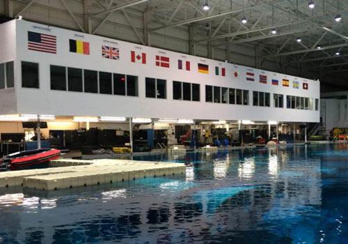 offshore423 ربات های زیردریایی مسابقه بین المللی ربات های زیردریایی برگزار شد offshore423