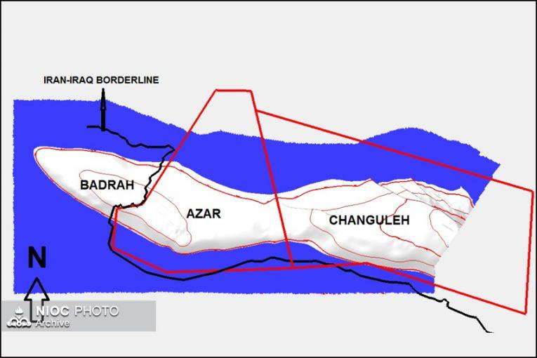 میدان چنگوله توسعه میدان چنگوله در قالب قراردادهای IPC offshore069 765x510