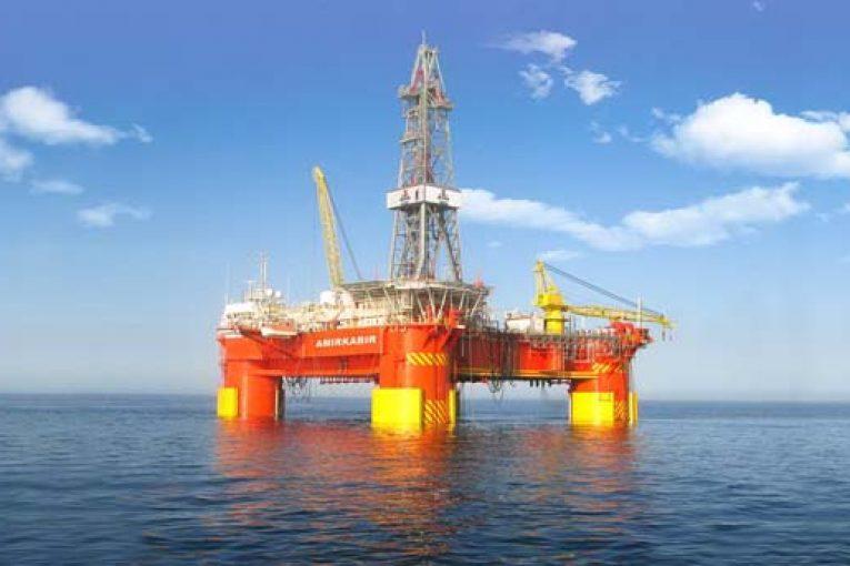 سکوی نفتی عملیات انتقال سکوی نفتی امیرکبیر آغاز شد offshore510 765x510