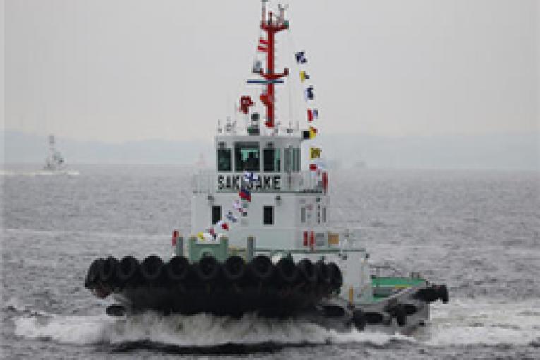 بهترین شناور سال شناور ژاپنی؛ جایزۀ بهترین شناور سال را گرفت offshore520 765x510