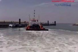 روش واتر اینجکشن یکی از پیشرفته ترین تکنیک ها ی لایروبی بستر دریا