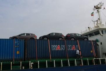 فروش کشتی باری ۱۳۰۰ تنی ژاپنی با ظرفیت ۴۷ teu