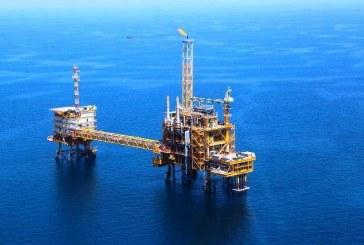 تولید نفت میدان نوروز در خلیج فارس افزایش یافت
