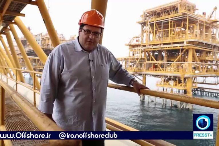 سکوهای نفتی جزیره خارک، پایگاه اطلاعات و فن آوری فراساحل