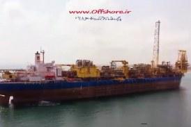 شناور N'Goma FPSO متعلق به SBM Offshore