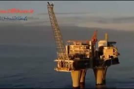 سکوی گازی Troll A شاهکار مهندسی دنیا