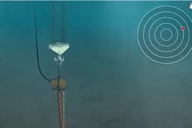 انیمیشن شمع کوبی در بستر دریا