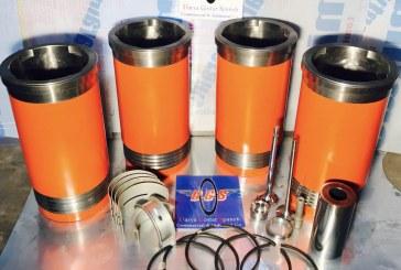 بوش سیلندر تولید شده جهت موتور دیزل سنگین