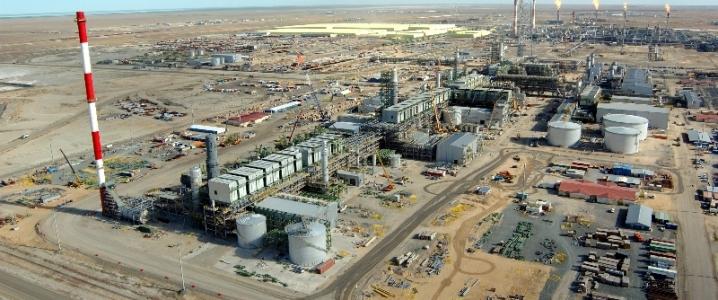 میدان تنگیز مهم ترین پروژه های نفتی مهم ترین پروژه های نفتی 2017 3