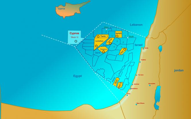 میدان لویاتان مهم ترین پروژه های نفتی مهم ترین پروژه های نفتی 2017 4