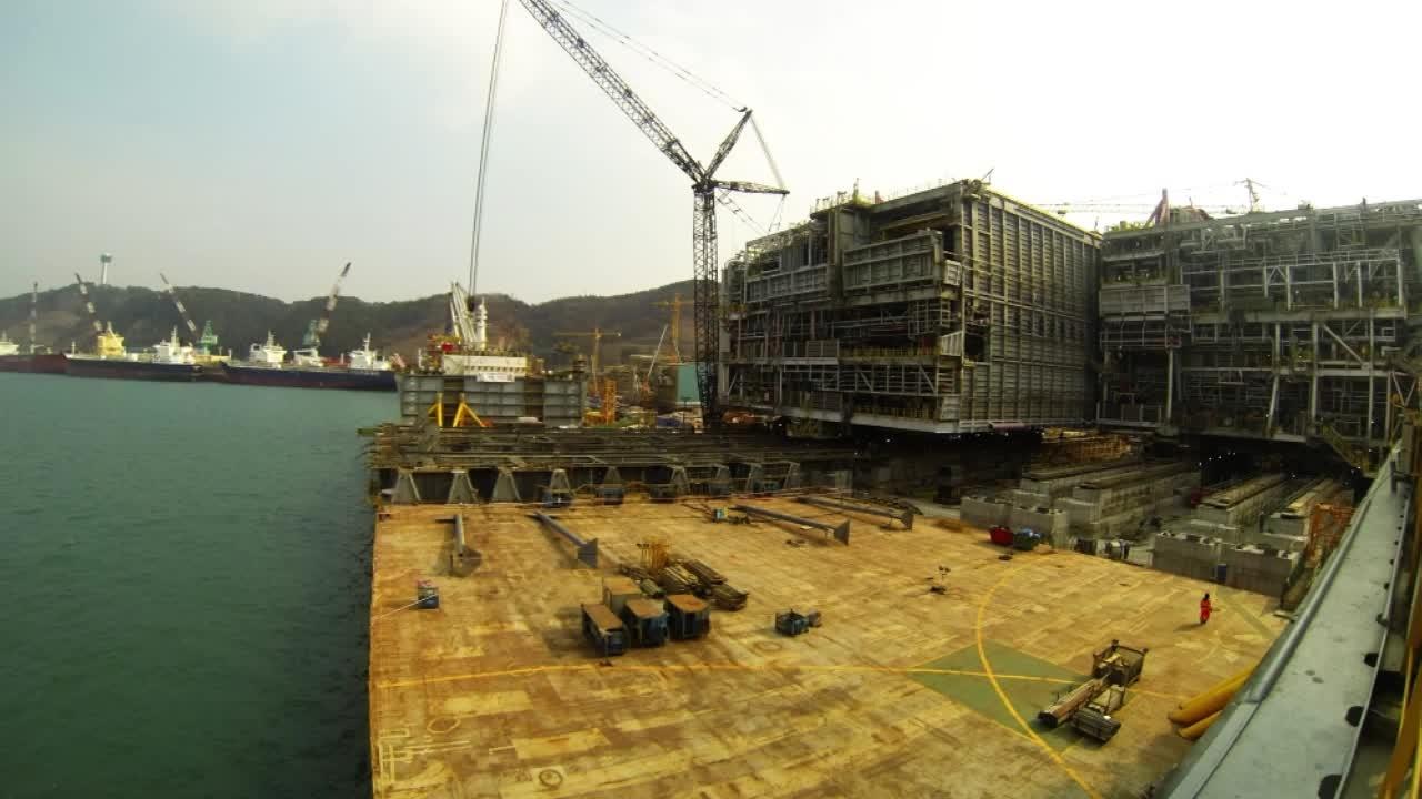 کلیر ریج مهم ترین پروژه های نفتی مهم ترین پروژه های نفتی 2017 6