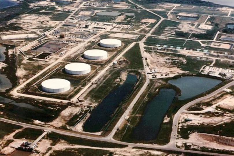 ذخایر نفت ذخایر استراتژیک نفت 97