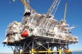 تاپساید ۴۳ ساله سکوی سرچاهی F۱ میدان نفتی فروزان جمعآوری شد
