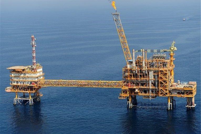 صادرات گاز ایران پارس جنوبی تولید گاز ایران در میدان مشترک پارس جنوبی پس از ۱۲ سال با قطر برابر شد tolid gas iran va ghatar 765x510
