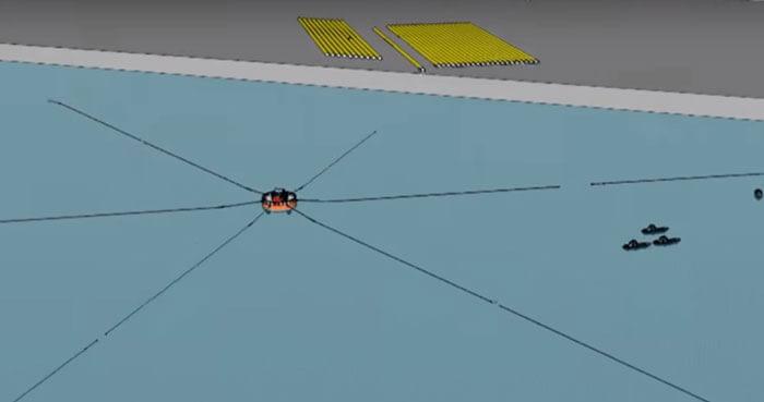 olay03  لولهگذاری دریایی به روش دایرهای- O-Lay Method olay03