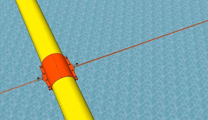 olay06  لولهگذاری دریایی به روش دایرهای- O-Lay Method olay06
