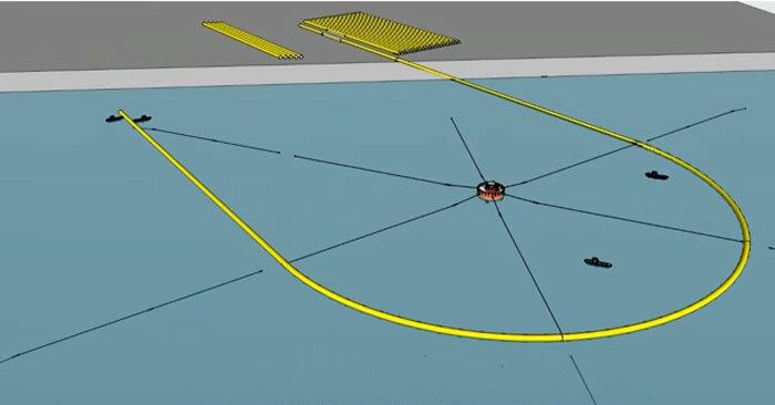 olay09  لولهگذاری دریایی به روش دایرهای- O-Lay Method olay09
