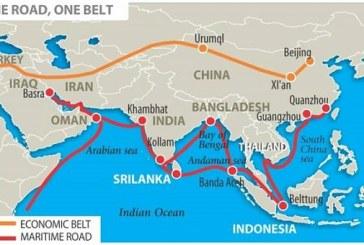 راهاندازی خط کشتیرانی جدید چین به سمت ایران