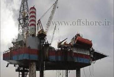 تعمیرات اساسی و نوسازی دستگاه حفاری دریایی مورب