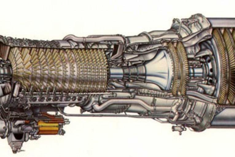 قطعه تقسیم کننده سوخت مایع در توربینهای گازی ساخته شد 38 1 765x510
