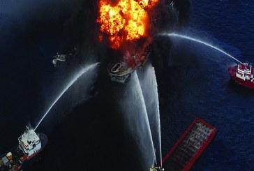 فاجعه انفجار سکوی حفاری دیپ واتر هوریزن