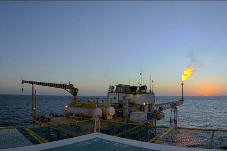 سکوی نفتی یک حلقه چاه نفتی پس از ۳۰ سال در منطقه سیری احیا شد offshore298 765x510